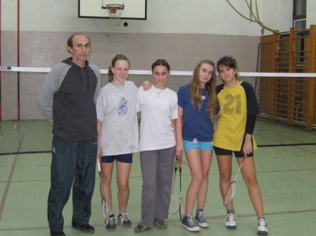 Trener i prvi tim