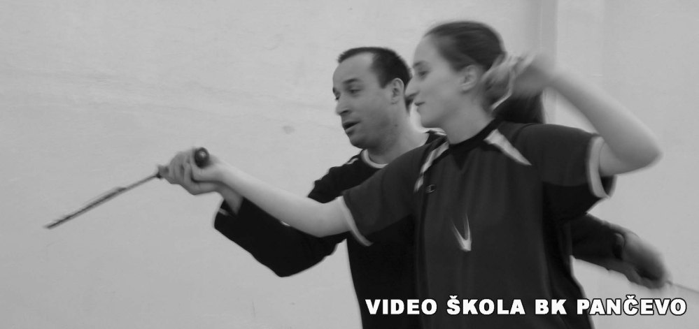 VIDEO BADMINTON ŠKOLA