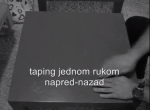taping rukom