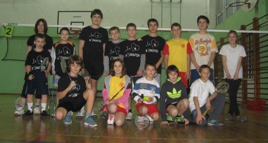 Mlađi učesnici turnira