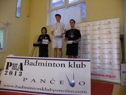 Osvajači medalja - Dečaci U17