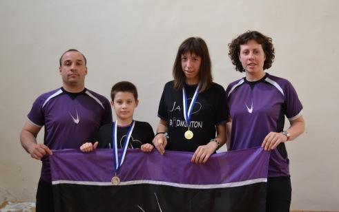 Osvajači medalja sa trenerima