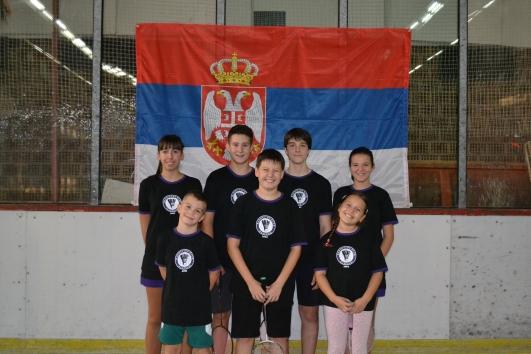 """Mlade """"nindže"""" na Prvenstvu Vojvodine 2014."""