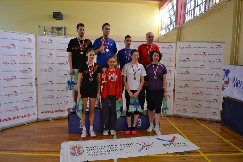 Bronazna medalja-Milica Uskoković
