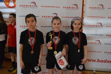 Osvajači medalja 3. i 4. razred