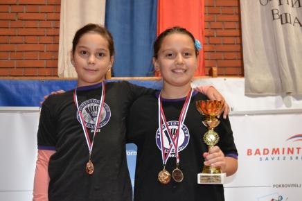 Natalija (levo) i Anđela