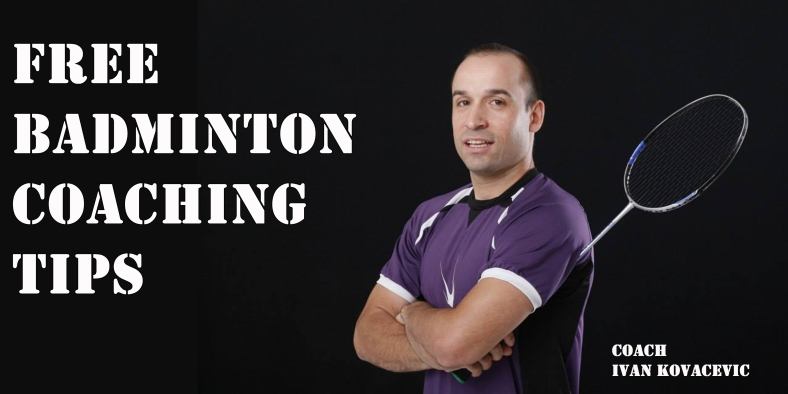 free badminton coaching